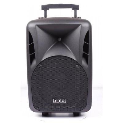 Lentus Lnt-p-12 El+yaka Mikrofonlu Taşınabilir Hoparlör Kabin Hoparlör