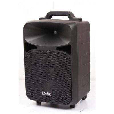 Lentus LNT-P-100 El+Yaka Mikrofonlu Taşınabilir Hoparlör Kabin Hoparlör