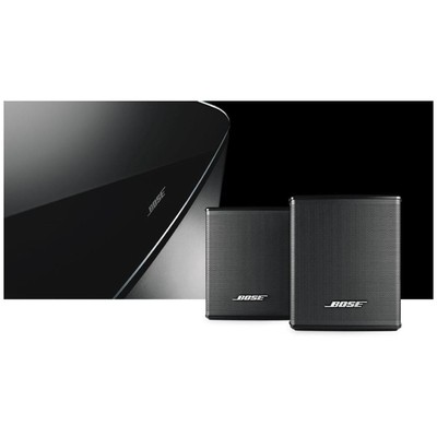 Bose Virtually Invisible 300 kablosuz surround hoparlörler Ev Sinema Sistemi
