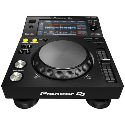 Pioneer DJ Xdj-700 Share Rekordbox-ready, Compact Digital Deck Mixer & Controller