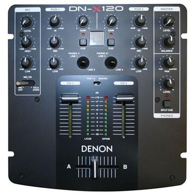 Denon DJ DNX 120 Mixer Mixer & Controller