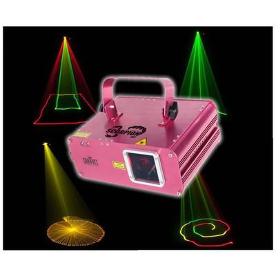 Chauvet Scorpion RGY Lazer Işık Işık Sistemi