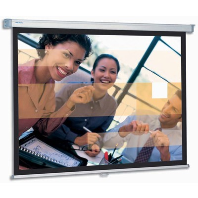 Projecta 10200064 Slimscreen - Standard (1:1) 200 Cm X 200 Cm Projeksiyon Perdesi