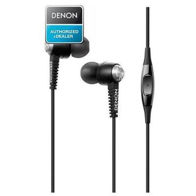 Denon Ah C120ma Kulakiçi Mikrofonlu Kulaklık Kulak İçi Kulaklık