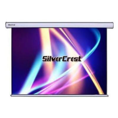 Silvercrest 2.00x2.00 Storlu Perde Projeksiyon Perdesi