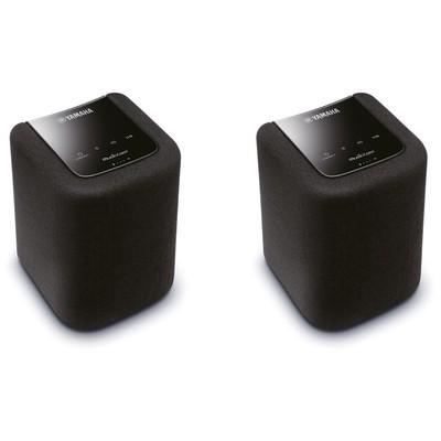 Yamaha MusicCast Twin 010 Wireless  Black Bluetooth Hoparlör