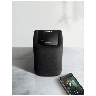 Yamaha Musiccast Twin 010 Wireless  Black Bluetooth Hoparlör