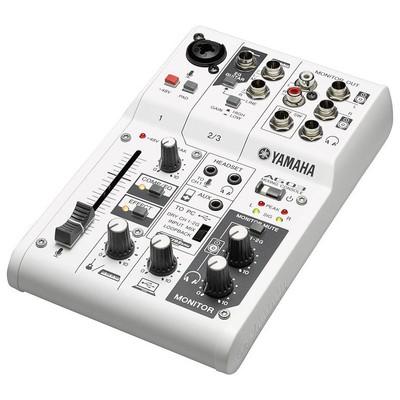 Yamaha Pro Ag03 Mixer Mixer & Controller
