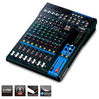 Yamaha Pro Mg12 Mixer Mixer & Controller