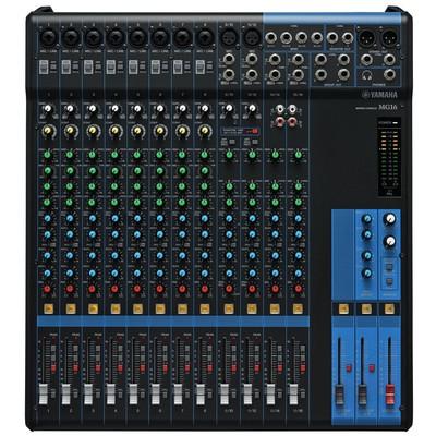 Yamaha Pro MG16 MİXER Mixer & Controller