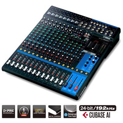 Yamaha Pro MG16XU MİXER Mixer & Controller