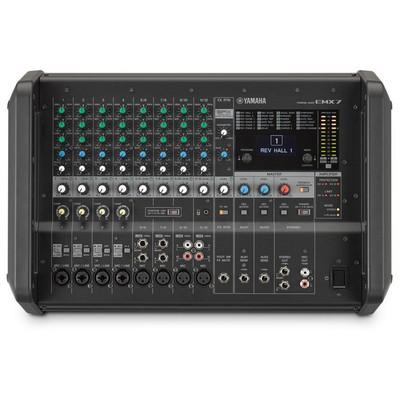 Yamaha Pro Emx7 Mixer HiFi Bileşeni