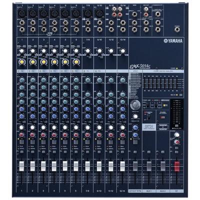 Yamaha Pro Emx5014c Mixer Mixer & Controller