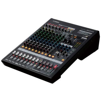 Yamaha Pro MGP12X MİXER Mixer & Controller