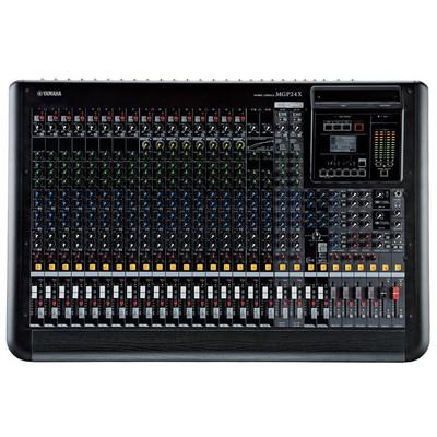 Yamaha Pro Mgp24x Mixer Mixer & Controller