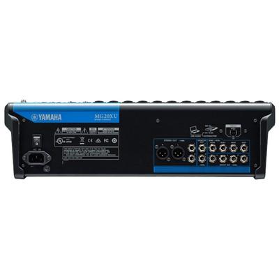 Yamaha Pro Yamaha Mg-20 Xu Analog Mixer Mixer & Controller
