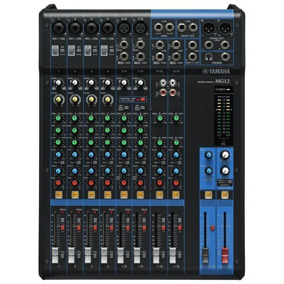 Yamaha Pro Yamaha Mg-12 Analog Mixer Mixer & Controller
