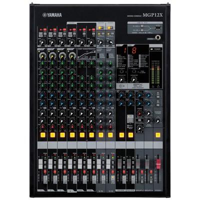Yamaha Pro Yamaha Mgp-12 X Analog Mixer HiFi Bileşeni