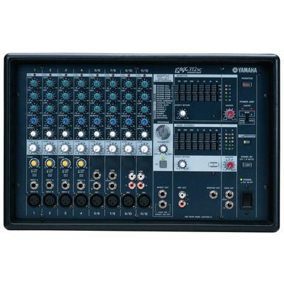 Yamaha Pro Yamaha Emx-312 Sc Analog Power Mikserler Mixer & Controller
