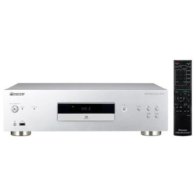 Pioneer Pd 10 Sacd/cd Player Bluray / CD Oynatıcı