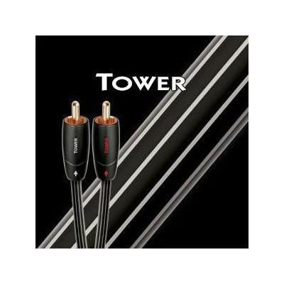 Audioquest Tower RCA Audio Kablo 3mt Ses Sistemi Aksesuarı