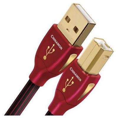 Audioquest Cinnamon USB 2.0 Kablo 3mt Ses Sistemi Aksesuarı