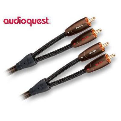 Audioquest Big Sur Rca Audio Kablo 1,5mt Ses Sistemi Aksesuarı