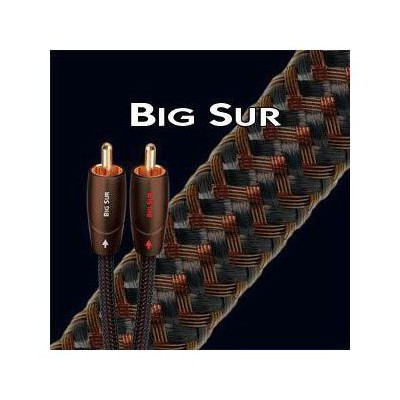 Audioquest Big Sur Rca Audio Kablo 1mt Ses Sistemi Aksesuarı