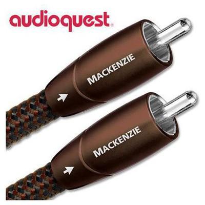 Audioquest Mackenzie RCA Audio Kablo 1mt Ses Sistemi Aksesuarı