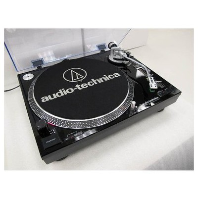 Audio-Technica AT-LP120-USBHC DIRECT-DRIVE PROFESSIONAL TURNTABLE Pikap