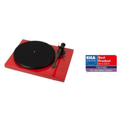 Pro-Ject Debut Carbon Dc ( 2mred ) Red Pikap