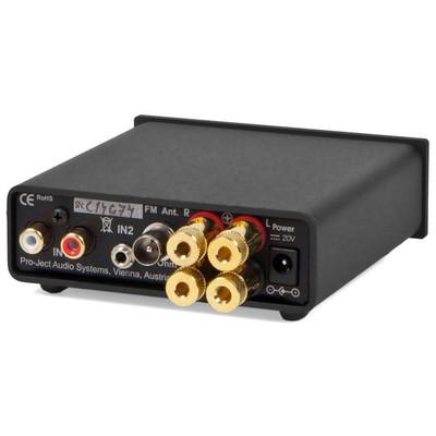 Pro-Ject Receiver Box S Radyolu Stereo Amplifier Amfi / Amplifikatör