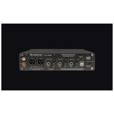 Cambridge Audio Magic Plus Digital Analog Convertor & Preamplifier DAC