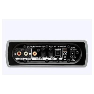 Denon DA 300 USB Dijital Analog Converter DAC