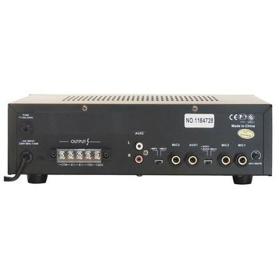 DENOX Pa 060 Mixer Amfi Amfi / Amplifikatör