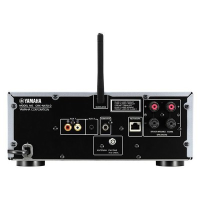 Yamaha Mcr-n470d Musiccast Network Müzik Seti Network Müzik Sistemi