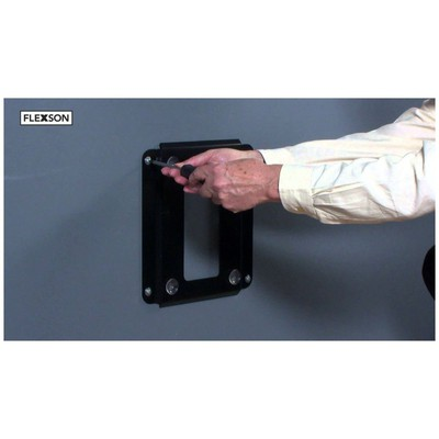 Flexson SONOS Sub Duvar Askı Aparatı Ses Sistemi Aksesuarı