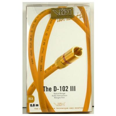 VANDENHUL The D-102III Hybrid Kablo 1 MT Ses Sistemi Aksesuarı