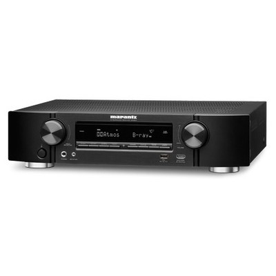 Marantz Nr1607 7.2 Channel Network Audio/video Surround Receiver With Bluetooth And Wi-fi Network Müzik Sistemi
