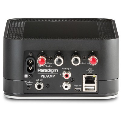 Paradigm Premium Wireless Amp 2-channel Amplifier Network Müzik Sistemi