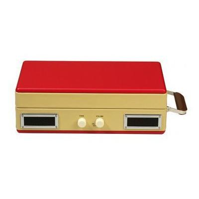 Ricatech Rtt 33 Plak Çalar Mikro Müzik Seti Pikap
