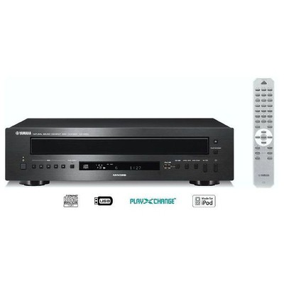 Yamaha Cdc 600 5'li Cd Player Bluray / CD Oynatıcı
