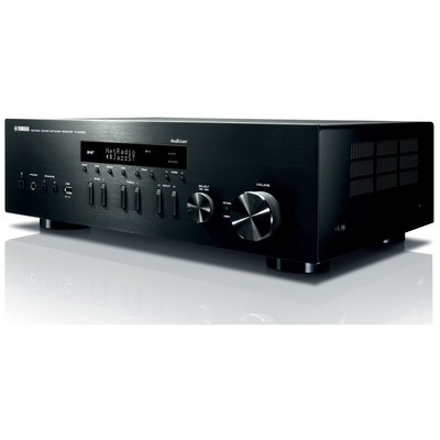 Yamaha RN 402D Network Stereo Receiver Black Network Müzik Sistemi