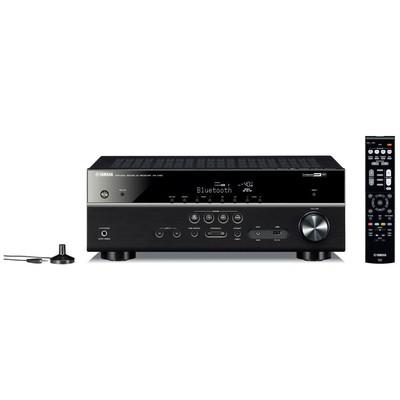 Yamaha Musiccast Rx-v481 5.1 Network Receiver Black Network Müzik Sistemi