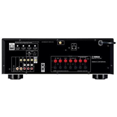 Yamaha Musiccast Rx-v581 7.2 Network Receiver Titan Network Müzik Sistemi