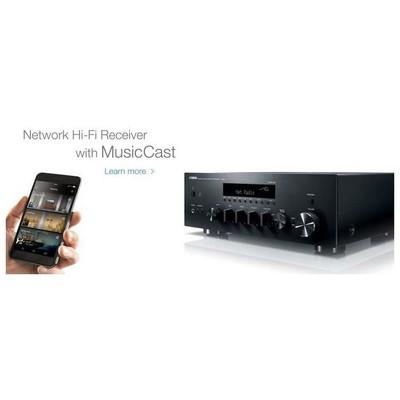 Yamaha Rn 602 Network Stereo Receiver Network Müzik Sistemi