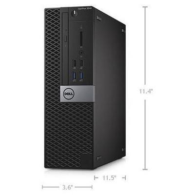 Dell OptiPlex 3050 SFF Masaüstü Bilgisayar (N015O3050SFFW)