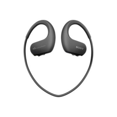 Sony Nwws413b-sıyah Suya Dayanıklı 4gb Mp3 Çalar MP3 Çalar & Radyo