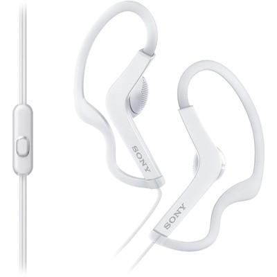 Sony MDR-AS210APW Mikrofonlu Sporcu Kulaklığı Kulak İçi Kulaklık