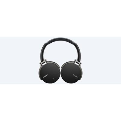Sony Mdr-xb950b1b Xb950b1 Kablosuz Kulaküstü Kulaklık Siyah Kafa Bantlı Kulaklık